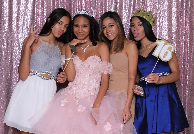 Priceilyn's Sweet 16