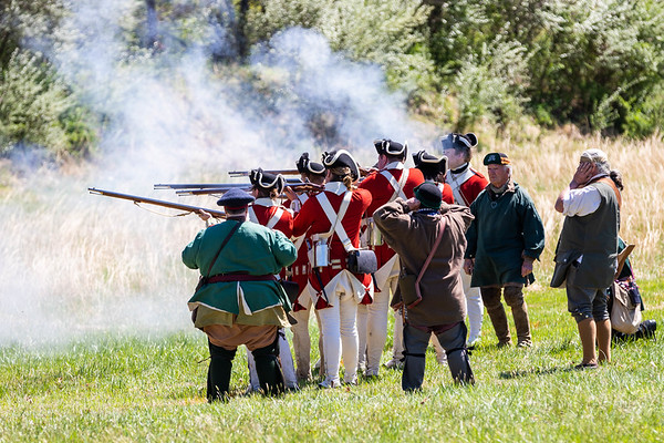 18th Century Market Fair at Fort Frederick