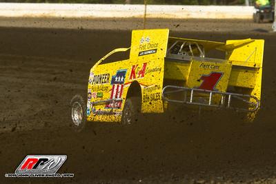 Bridgeport Speedway's 3/8-Mile - 5/18/19 - John Cliver