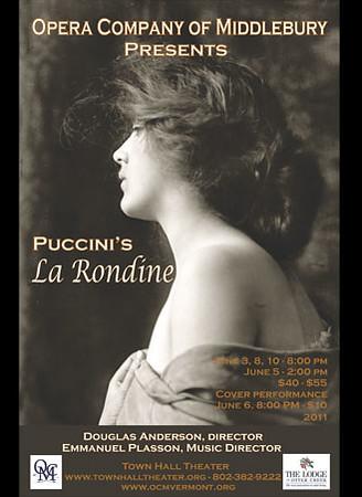 La Rondine  (audio)