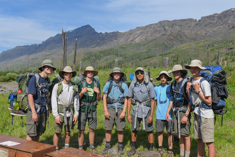 Wyoming Scout Trip - Images