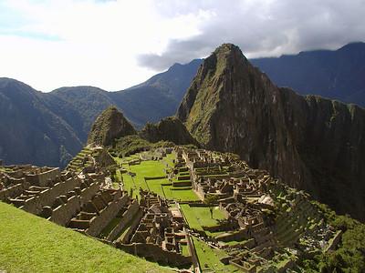 Machu Picchu - 2004