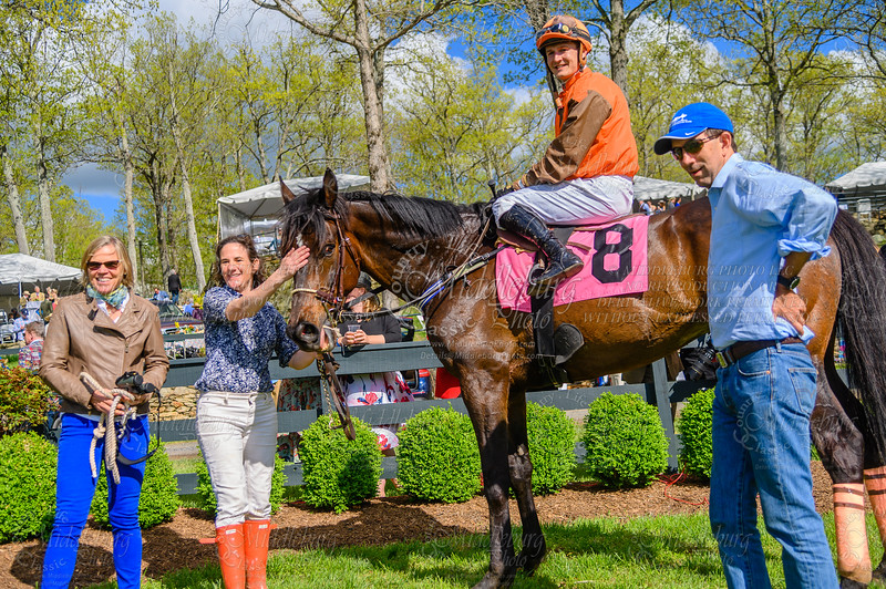 Race 7 The Alfred M. Hunt Steeplechase