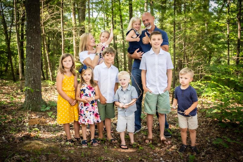 Megan Beard's Family