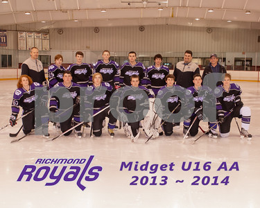 RRoyals Midget U16 AA 02-04-14