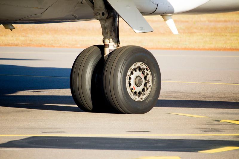 Fokker 100 Wheel