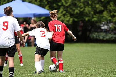 U14 Girls Burlington Catamounts vs VT Northern United