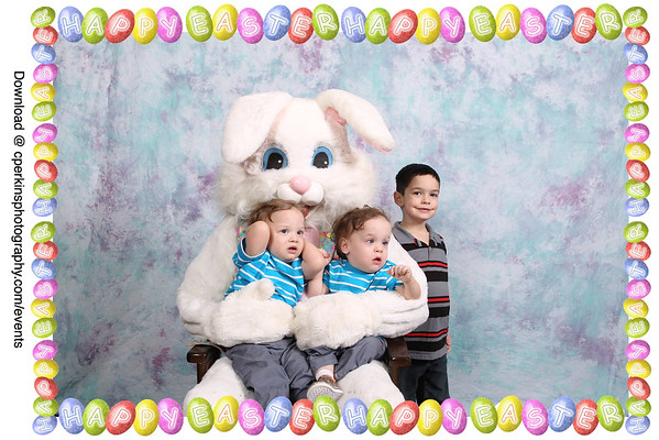 Hannibal FD Easter Bunny 2016