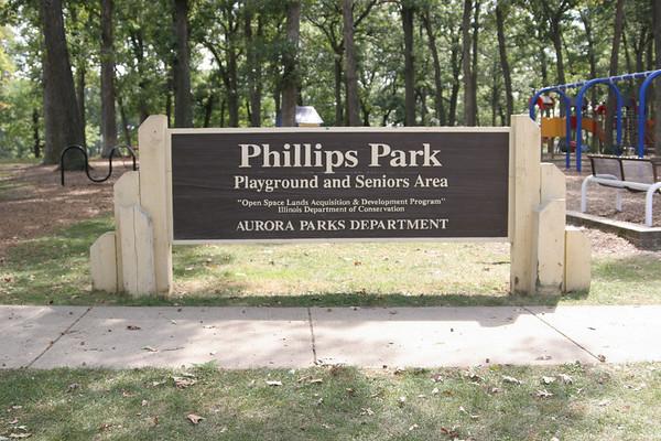 Phillips Park - September 24, 2007
