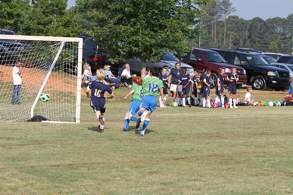 U10 Boys vs Strikers 5-22-2011