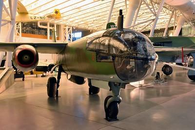 Germany: Arado Ar 234 B Blitz jet bomber