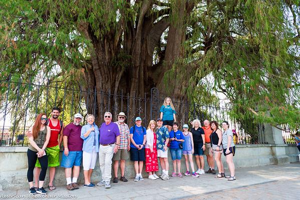 Tour of Oaxaca & Miscellaneous Photos