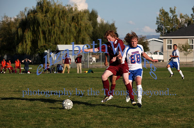 Teton Guys vs Sugar 10/5