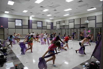 2015 08 17 Band Camp Week 3 - part 1