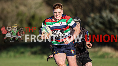 2020-02-01 Ballyclare 39 Ards 8 (Towns Cup)