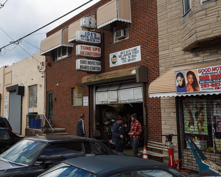 Joe's Auto Clinic