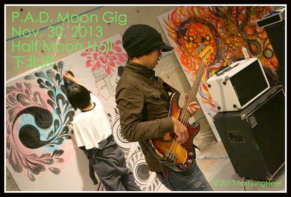 P.A.D. Moon Gig