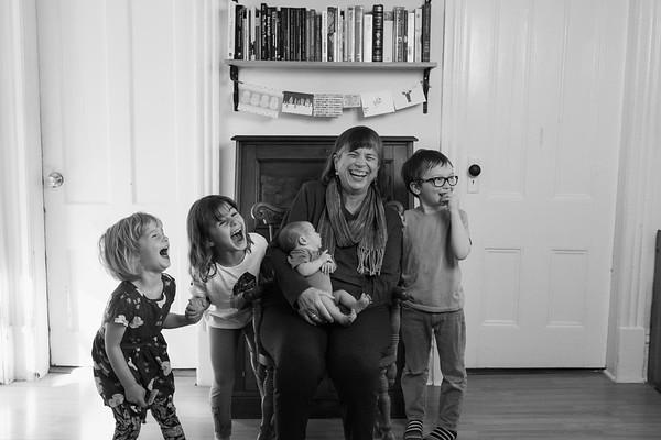 Anne Bergstrom Family