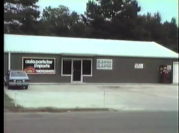 Thomaston Auto Parts located on Highway 25 South.