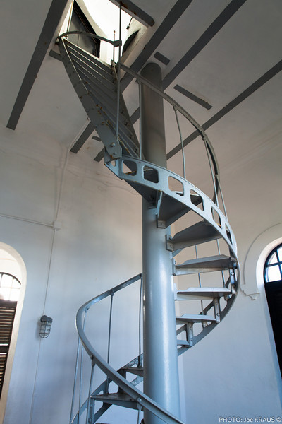 Lighthouse Interior