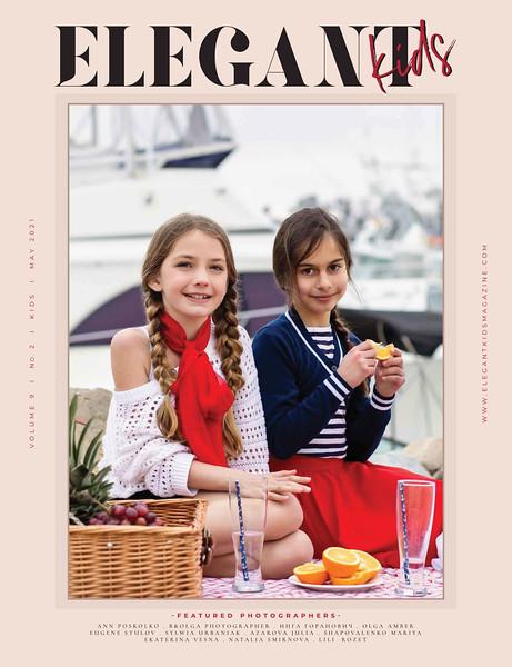 Elegant Kids Magazine
