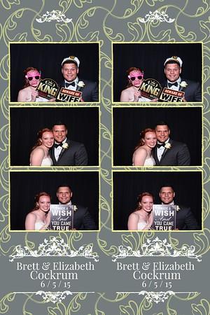Brett & Elizabeth Cockrum Wedding