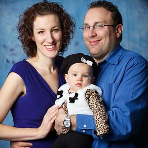 Baby Abby, Anna & Eric