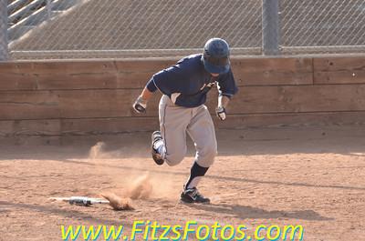 Freshman Baseball vs. MVHS 2