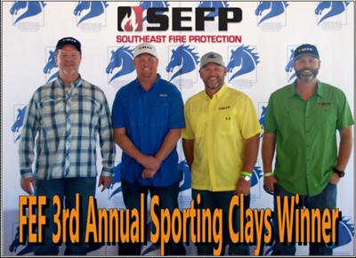 FEF 3rd Annual Sporting Clay 2017