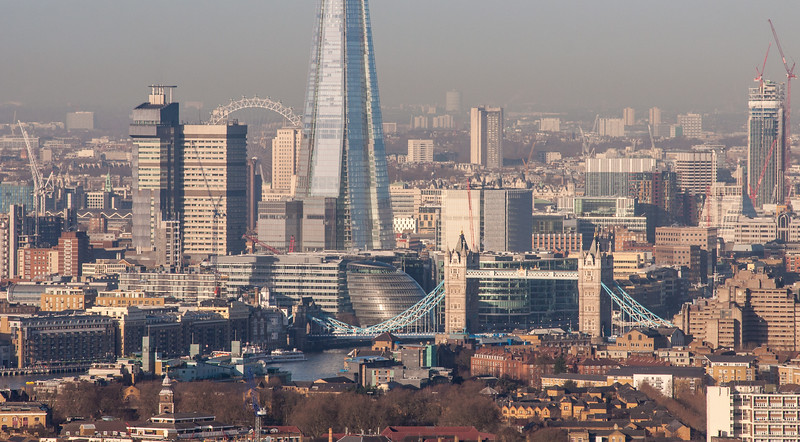 Southwark cityscape