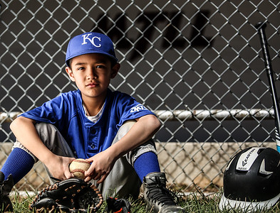 Jacob's Baseball Shoot