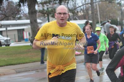 5K & 10K Finish - 2013 Kona Chocolate Run