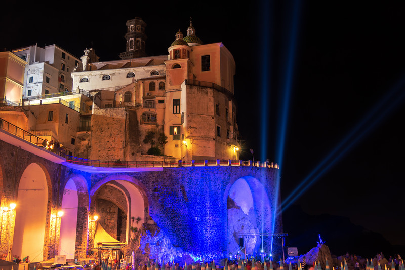 Festival of the Blue Fish || Atrani