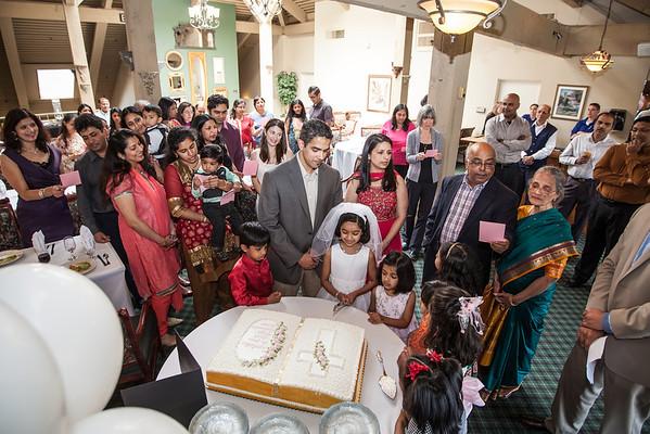 D'Souza First Communion Celebration