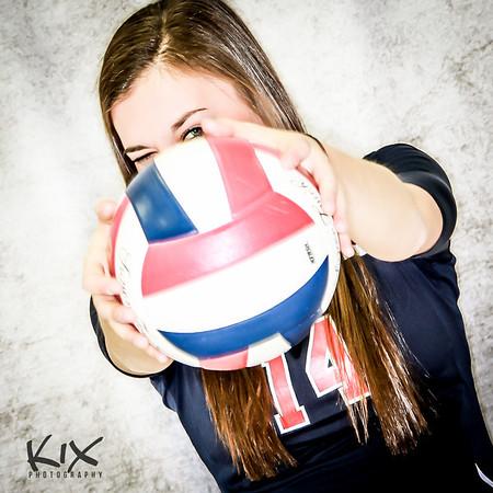 Maddie | Team Kix Class of 2014