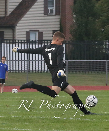 Maloney Boys Soccer 2013