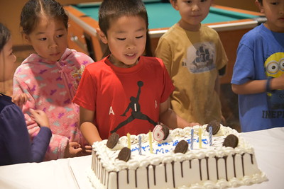 2016-07-16 Mason's Birthday Party
