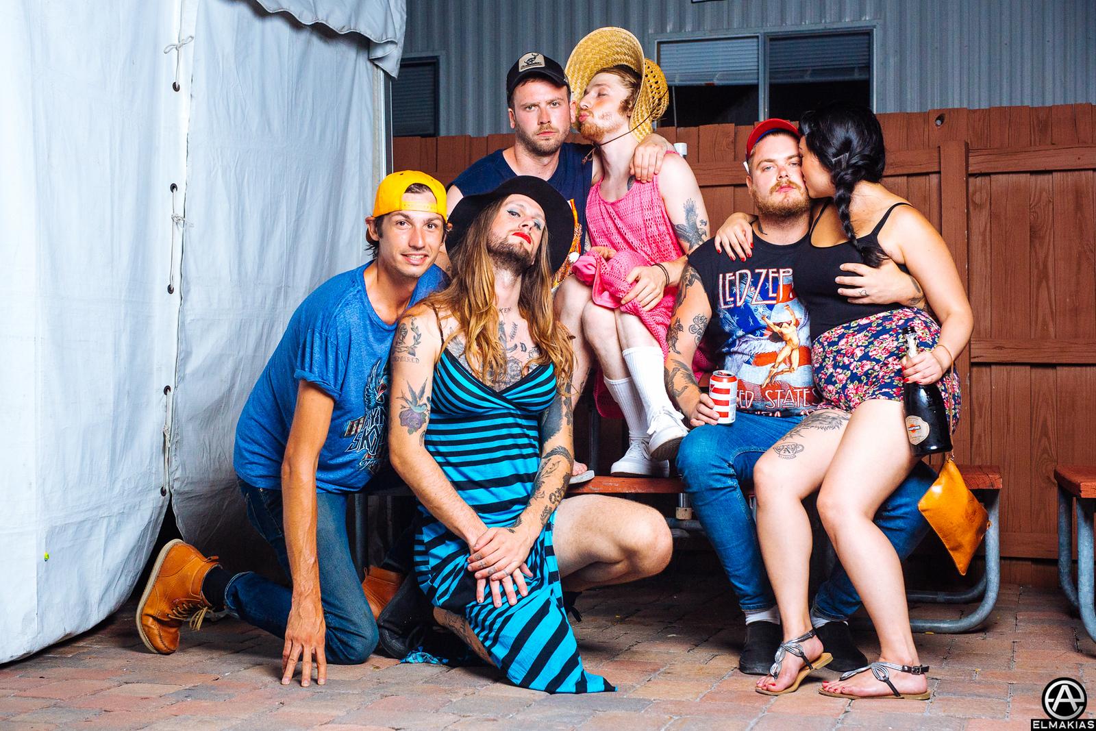 While She Sleeps at Warped Tour 2015 by Adam Elmakias