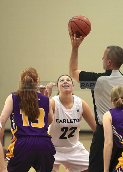 2013-14 Carleton Varsity Sports