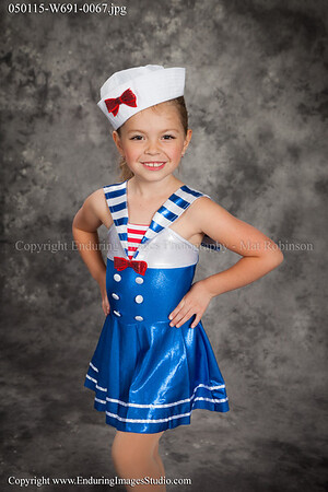 2 - Kinder Ballet Tap - Sat 10:30