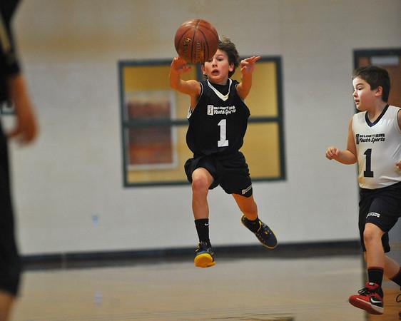 JCC Basketball 5th Grade Boys 1/23/16