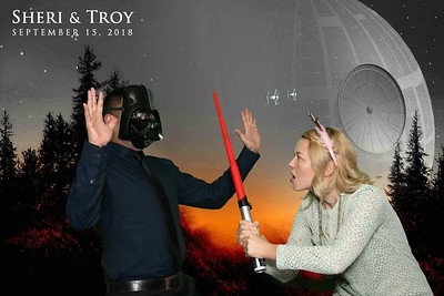 Troy & Sheri