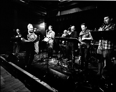 Tom Varner Nonet and Waco plays Holcomb & Varner @ Royal Room (Mar 29 2015)