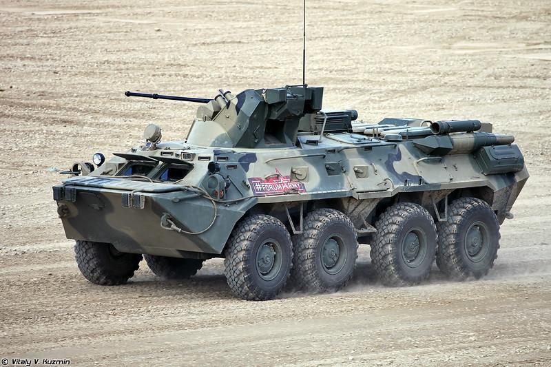БТР-82АТ (BTR-82AT)