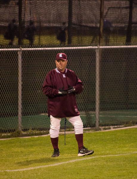 Reagan High Baseball 2014