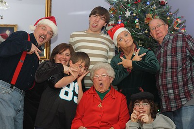 Thanksgiving/Christmas 2009