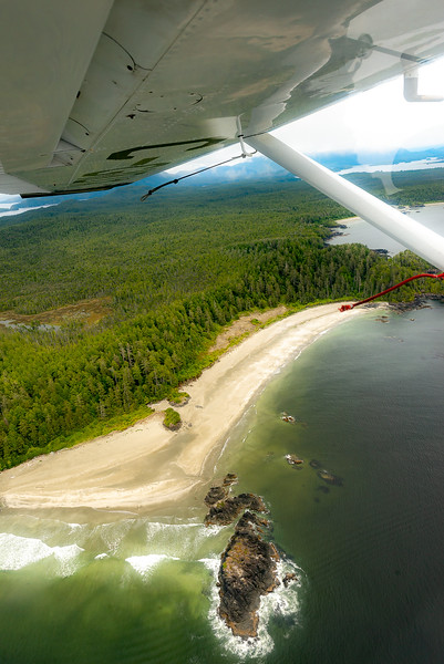 Scenic Flight Tofino
