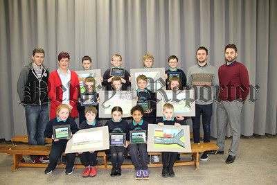 KILBRONEY INTEGRATED PUPILS CREATE THEIR OWN COMPUTER GAMES