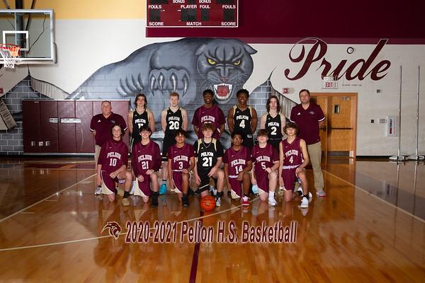 2021 Basketball Boys Varsity