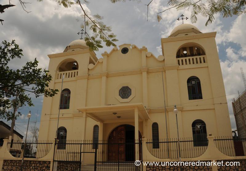 Flores Church - Guatemala
